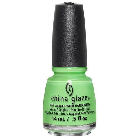 China Glaze - Lime After Lime 0.5 oz #83548