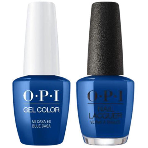 OPI Gel + Polish -  Hue Is The Artist? 0.5 oz Gc  M94  Mexico City - Spring 2020 Collection
