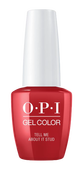 OPI GelColor  Tell Me About It Stud5 oz #GCG51