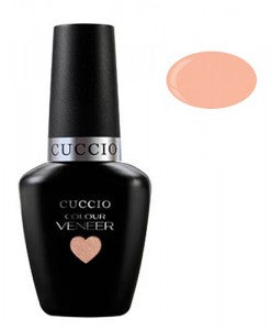 CUCCIO VENEER GEL + POLISH – Life's A Peach – 6102 (PAIR)