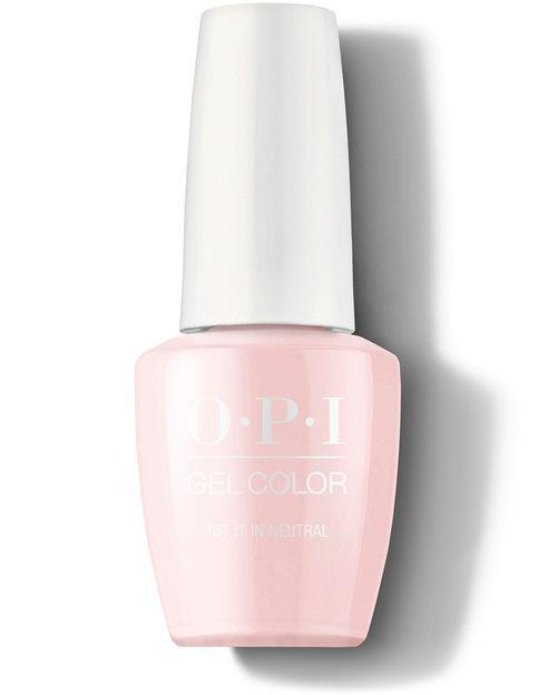 OPI GelColor - Put It In Neutral 0.5 oz - #GCT65