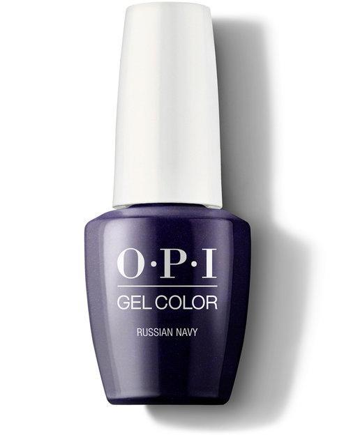 OPI GelColor - Russian Navy 0.5 oz - #GCR54
