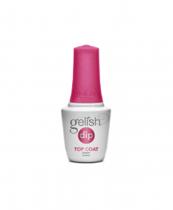 Gelish Dipping Powder – Top Coat Step 4