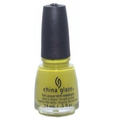China Glaze - Trip Of A Lime Time 0.5 oz