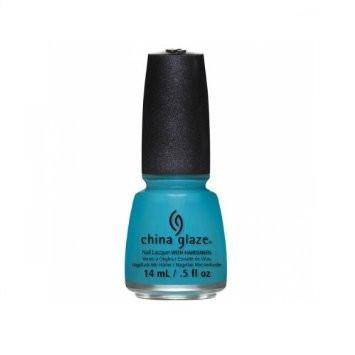 China Glaze - Wait 'N' Sea 0.5 oz