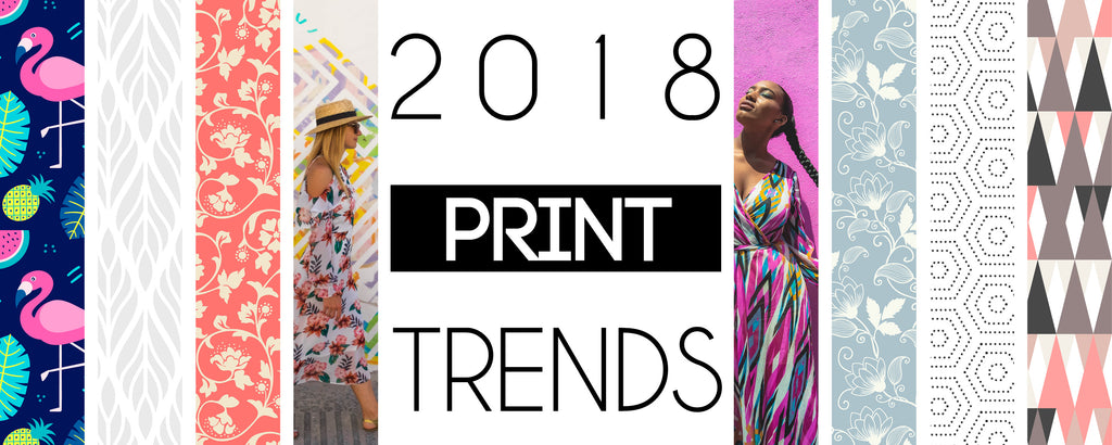 ALL BAGS - 2018 PRINT TRENDS