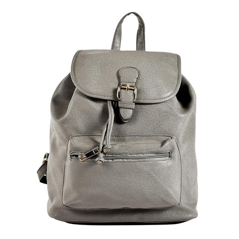 ALL BAGS - Stylish Grey Backpack