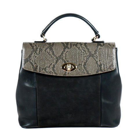 ALL BAGS - Medium-Sized Snake Skin Tote