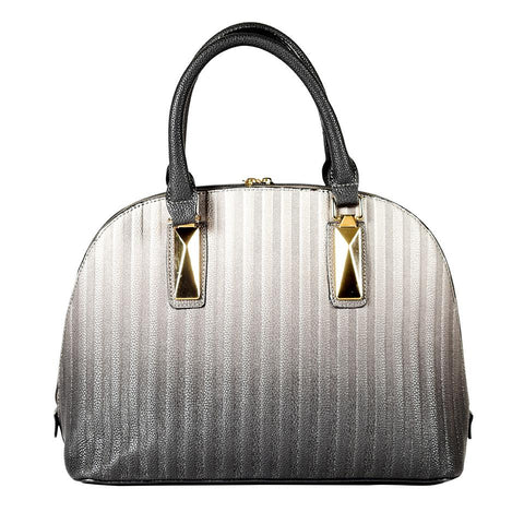 ALL BAGS - Grey Handbag - Dark ombre - AB-H-1032