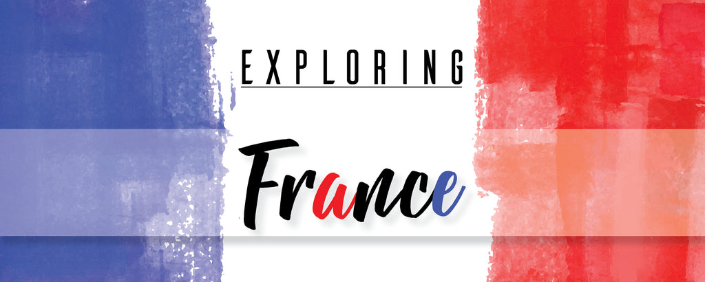 ALL BAGS - Exploring France