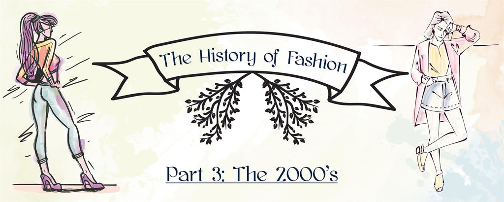 All Bags - History of Fashion - Part 3 - the 2000s