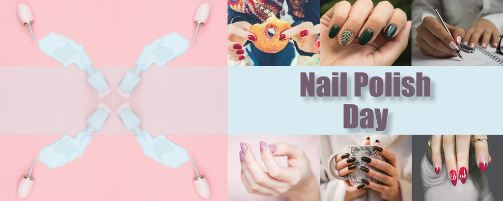 ALL BAGS - Nail Polish Day