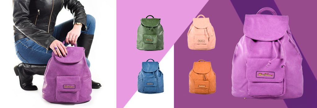 various backpacks - all bags