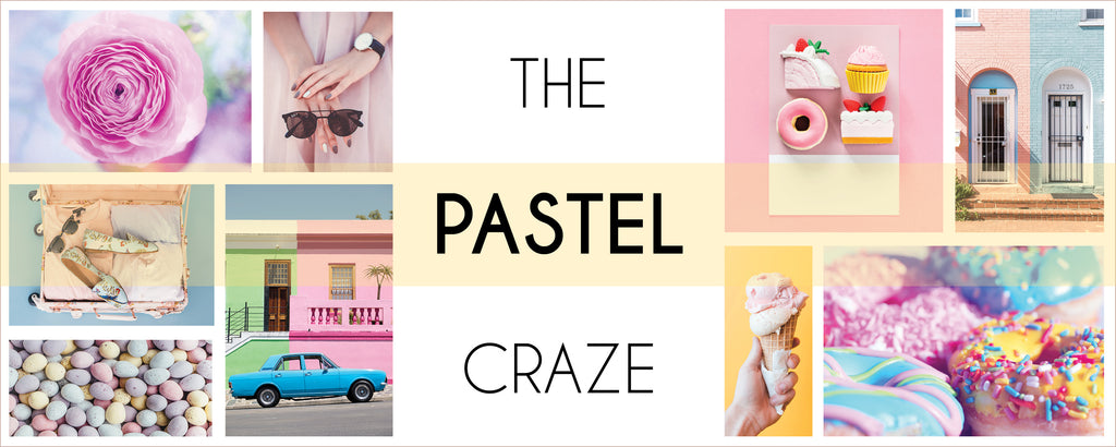 ALL BAGS - The Pastel Craze