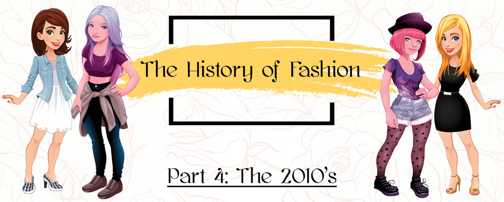 All Bags - history of fashion - part 4