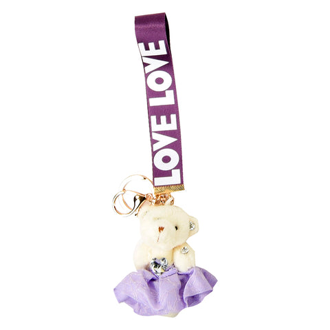 ACC-00021 - Purple Keychain - All Bags Online