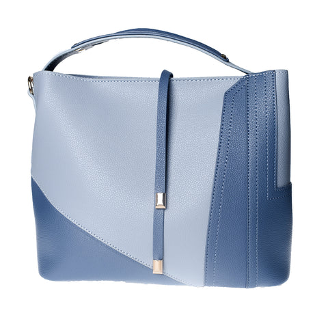 Blue Handbag - AB-H-1289 - All Bags Online