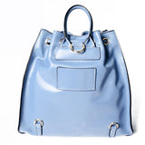 Blue Handbag - AB-H-7626 - All Bags Online