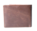 Mens Wallet - BROWN - LF-ZP-182 - All Bags Online