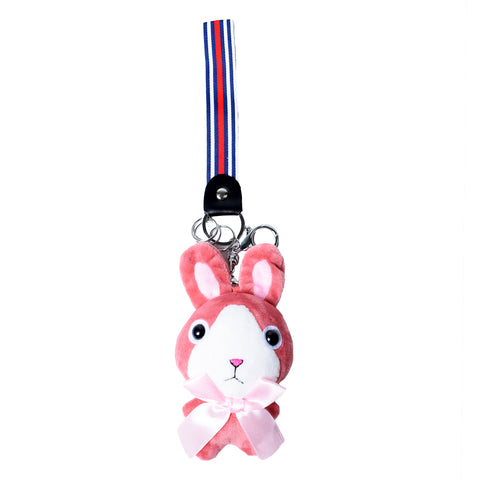 ACC-5031 Mink Rabbit Keychain - All Bags Online