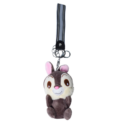 ACC-5026 Grey Rabbit Keychain - All Bags Online