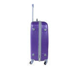 Purple Luggage Set - PA-360-28 - All Bags Online