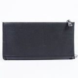 Mens Genuine Leather Wallet - Black - 0589 - All Bags Online