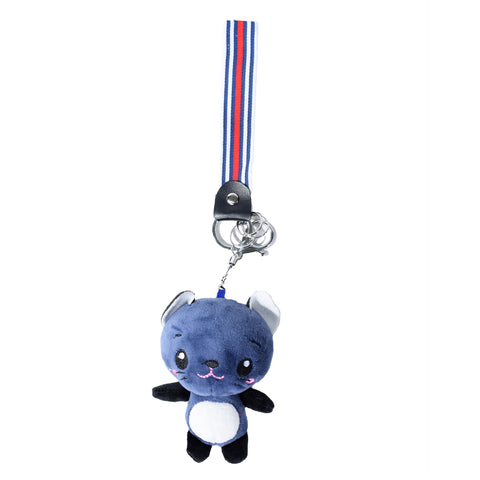 Copy of ACC-5019 - Navy Kitty Keychain - All Bags Online