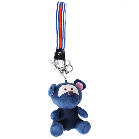 ACC-5019 - Navy Monkey Keychain - All Bags Online