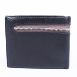 Mens Wallet - Black - LF-ZP-132 - All Bags Online
