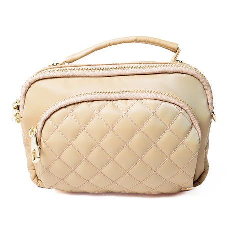 Beige Bag - AB-H-1777 - All Bags Online