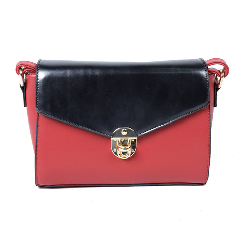 Red and Black Sling Bag – AB-H-5090 - All Bags Online