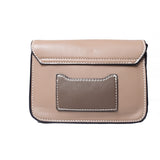 Beige Sling Bag – AB-H-7659 - All Bags Online
