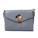 Grey Sling Bag – AB-H-5090 - All Bags Online