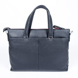 Black Genuine Leather Laptop Bag- GL - 888 - All Bags Online