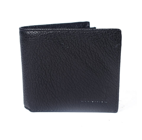 Mens Genuine Leather Wallet - Black -LF-7001 - All Bags Online