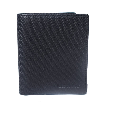 Mens Genuine Leather Wallet - Black -LF-5252 - All Bags Online