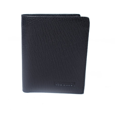 Mens Genuine Leather Wallet - Black -LF-5129 - All Bags Online