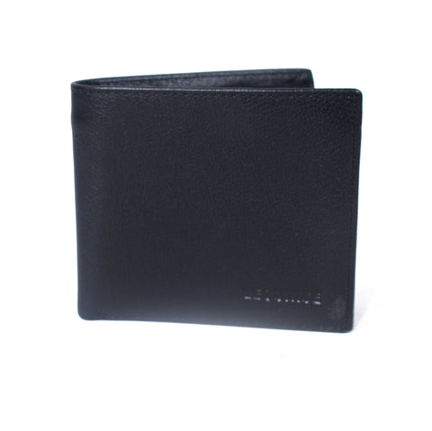 Mens Genuine Leather Wallet - Black -LF-4001 - All Bags Online
