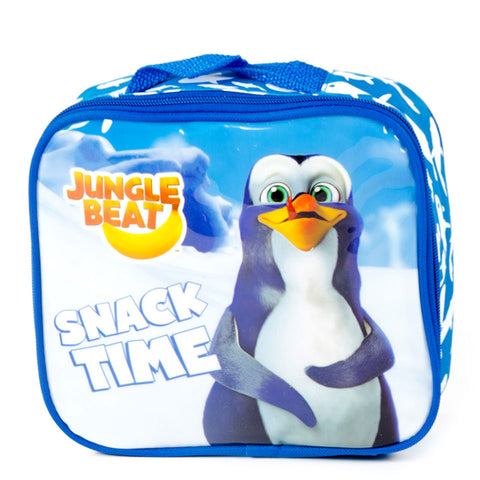 Jungle Beat Lunch Bag - Colourful - JB-L-110 - All Bags Online