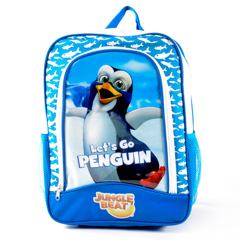 Jungle Beat kiddies backpack - JB-S-110 - All Bags Online