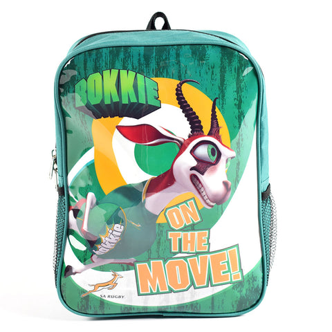 Bokkie kiddies backpack - Bok-S-009 - All Bags Online
