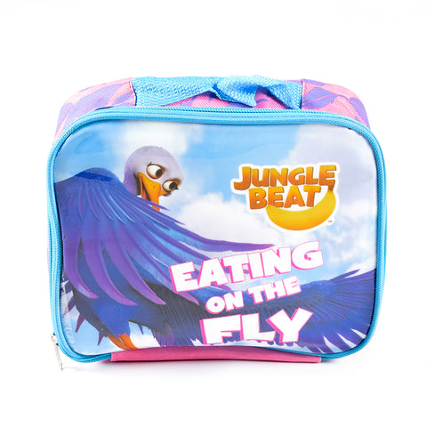 Jungle Beat Lunch Bag - Colourful - JB-L-112 - All Bags Online