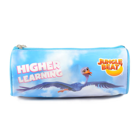 Jungle Beat Pencil Case - Colourful - JB-P-112 - All Bags Online