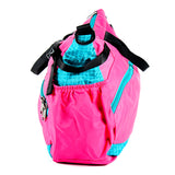 Hiking Bag - JY803 - Pink & Blue - All Bags Online