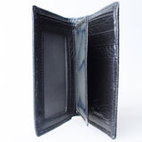 Mens Genuine Leather Wallet - Black -LF-3357 - All Bags Online