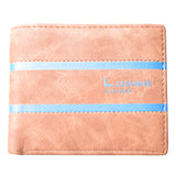 Mens Wallet - TAN - LF-ZP-127 - All Bags Online