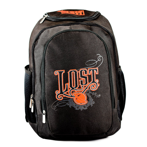 Lost Boy School Backpack - LS-1021 OR - All Bags Online