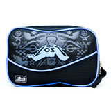 Lost Boy - Black & Blue - Pencil Case - LS-109-BY - All Bags Online