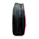 Lost Girl - Black & Pink - Pencil Case - LS-109-GR - All Bags Online